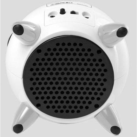 Speakal iHog iPod Speaker Dock - Bottom