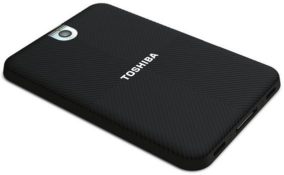Toshiba Thrive 7-inch Tablet - back