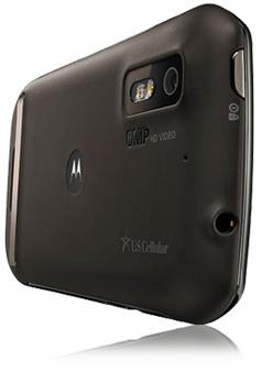 Motorola Electrify Smartphone - back