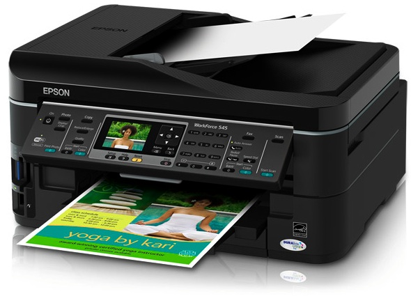 Epson WorkForce 545 All-in-One Printer