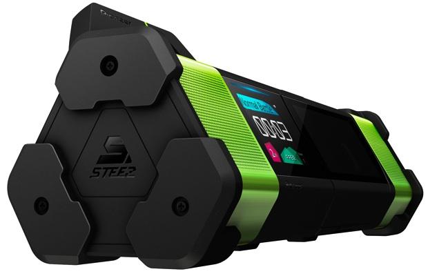 Pioneer STEEZ STZ-D10T-G Duo