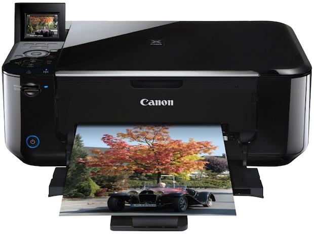Canon PIXMA MG4120 Wireless All-In-One Photo Printer