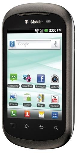LG DoublePlay Smartphone