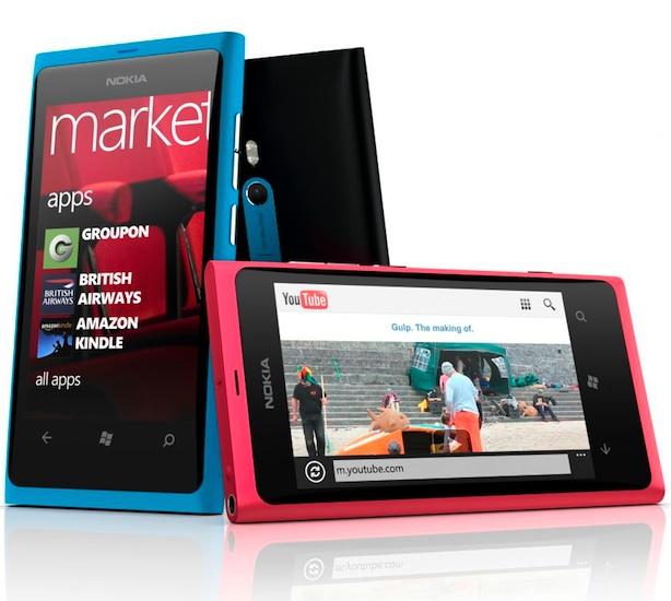 Nokia Lumia 800 Windows Smartphone