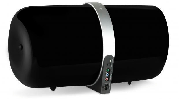 NAD VISO 1 iPod Speaker Dock - back