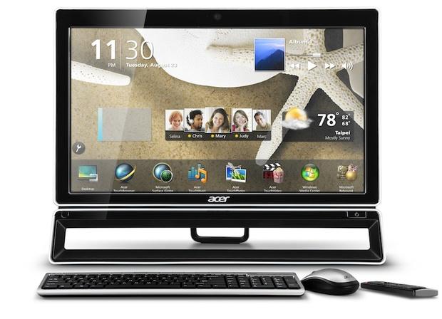 Acer AZ3 and AZ5 Series All-in-One Desktop PCs