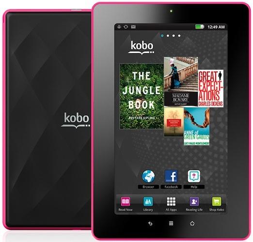 Kobo Vox eReader Tablet