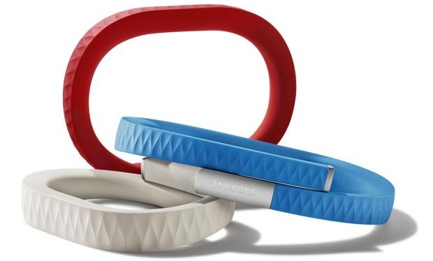 Jawbone Up Wristbands