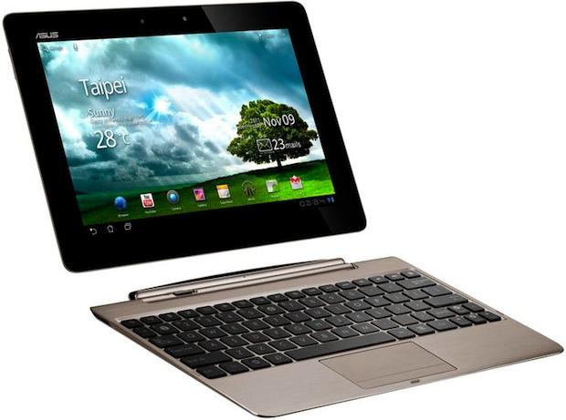 ASUS Eee Pad Transformer Prime Tablet with Keyboard