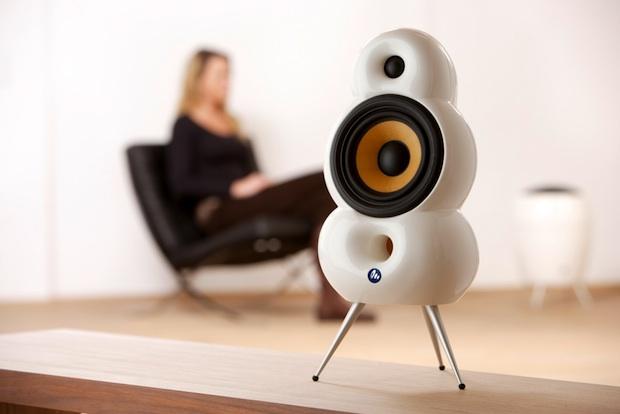 Scandyna Minipod Mk II Bookshelf Speakers