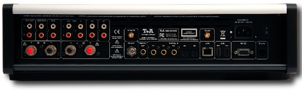 T+A Music Receiver - Back