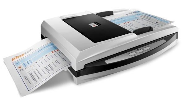 Plustek SmartOffice PN2040 Network Scanner