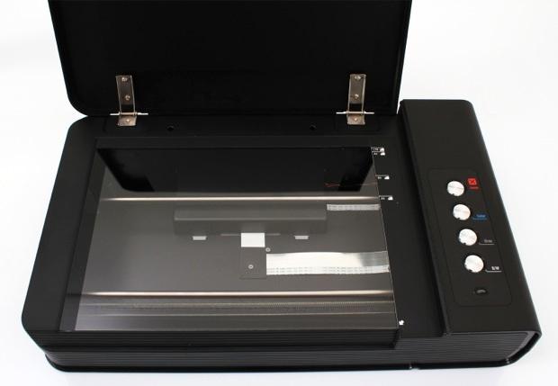 Plustek OpticBook 4800 Flatbed Scanner