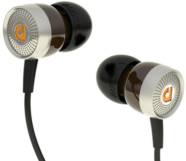 Audiofly AF45 In-Ear Headphones