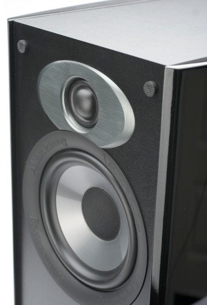 Atlantic Technology AT-2 H-PAS Bookshelf Loudspeakers