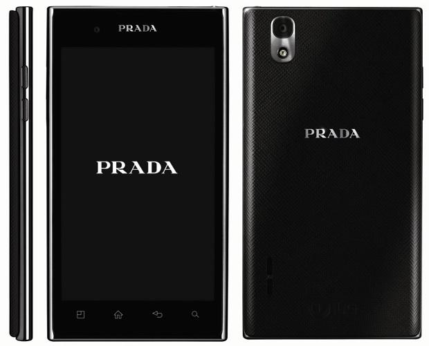 LG PRADA 3.0 Smartphone