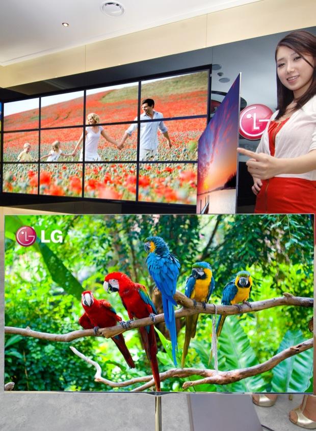 LG 55-inch OLED HDTV
