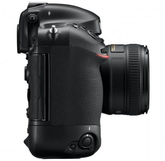 Nikon D4 Digital SLR Camera - right