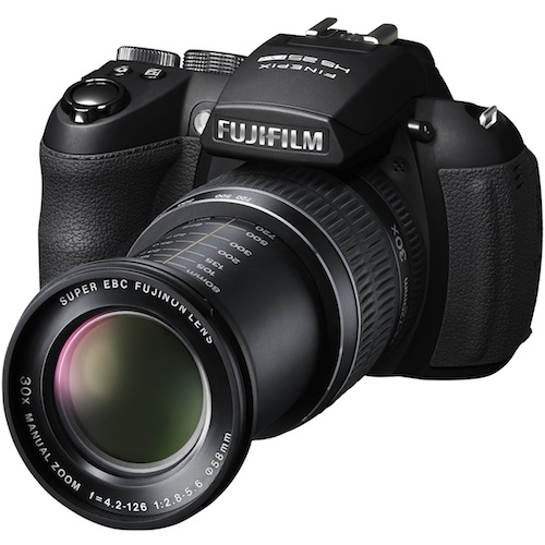 FujiFilm FinePix HS25EXR Digital Camera