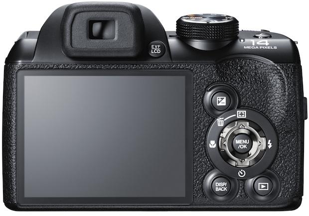 FujiFilm FinePix S4500 Digital Camera - back