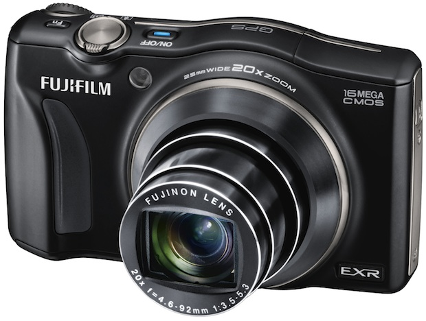 FujiFilm FinePix F770EXR Digital Camera