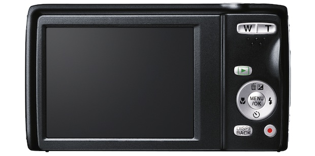 FujiFilm FinePix JZ100 Digital Camera - back