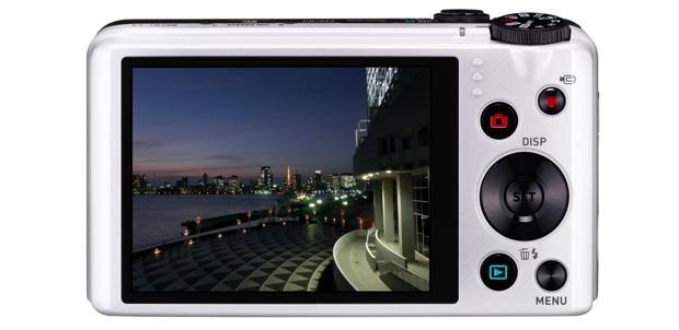 Casio EX-ZR200 Exilim Digital Camera
