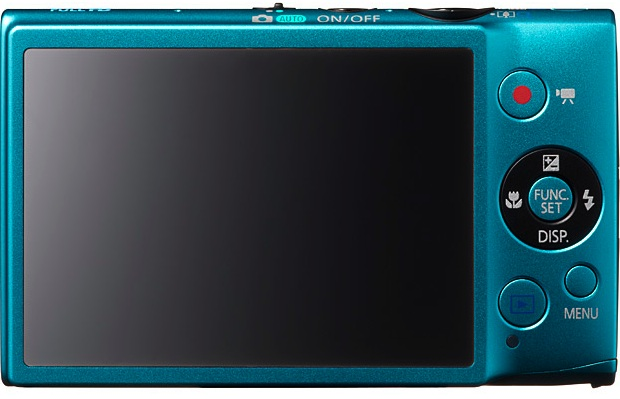 Canon PowerShot ELPH 110 HS Digital Camera - back