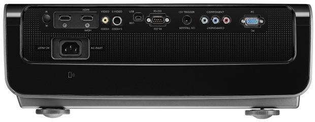 BenQ W7000 HD 3D DLP Projector