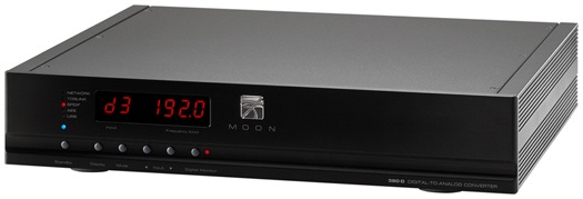 Simaudio MOON 380D DAC - black