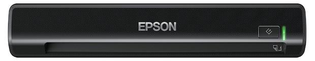 Epson WorkForce DS-30 Portable Color Scanner - Top