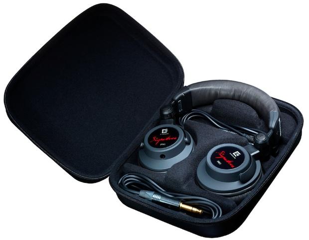 Ultrasone Signature PRO Headphones in case