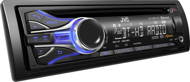 JVC KD-HDR71BT CD Receiver