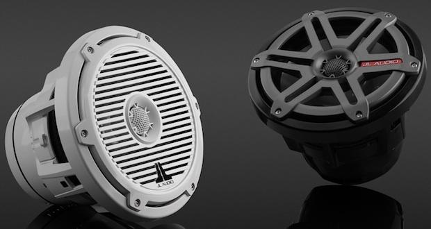 JL Audio M880-CCX Marine Coaxial Speakers