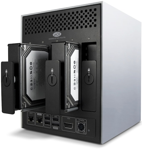 LaCie 5big Office Series Network Attached Storage