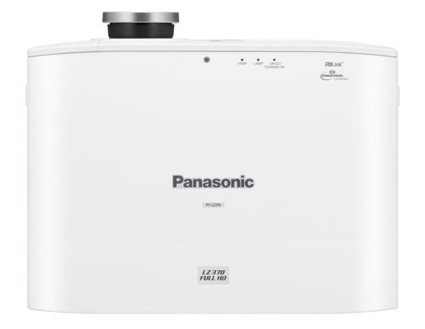 Panasonic PT-LZ370U LCD Projector - Top