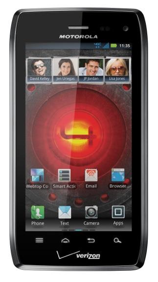 Motorola DROID 4 4G LTE Smartphone