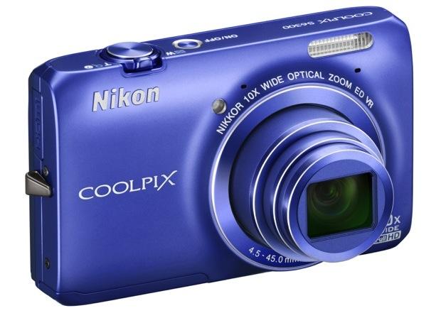 Nikon COOLPIX S6300 Digital Camera