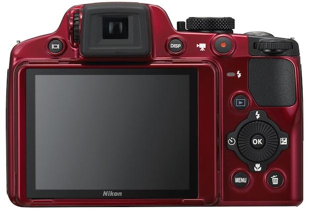 Nikon COOLPIX P310 Digital Camera - Tilt LCD