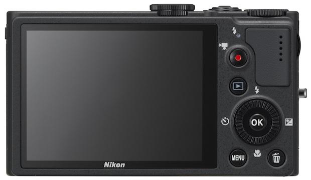 Nikon COOLPIX P310 Digital Camera - Back