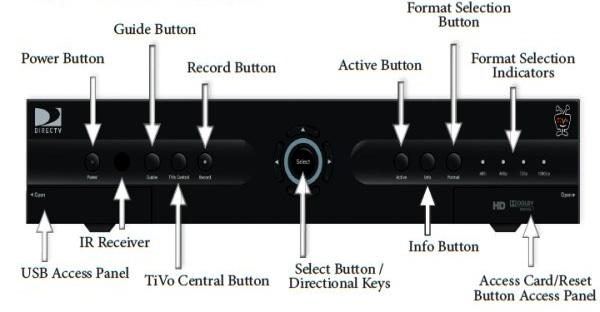 TiVo THR22 HD DVR from DIRECTV