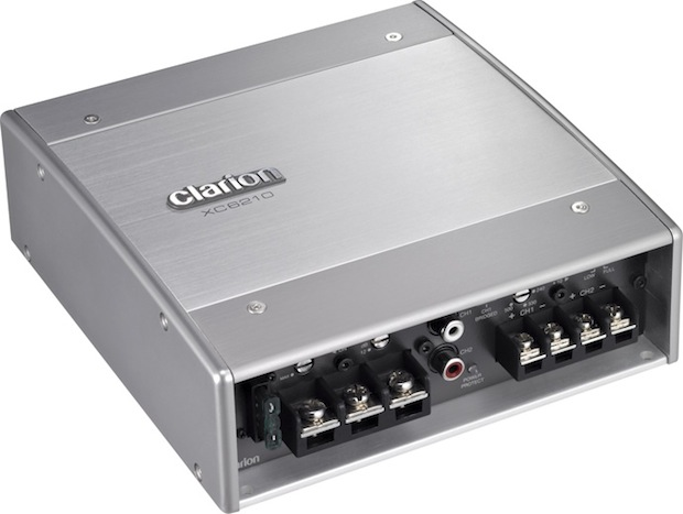 Clarion XC6210 Car Amplifier