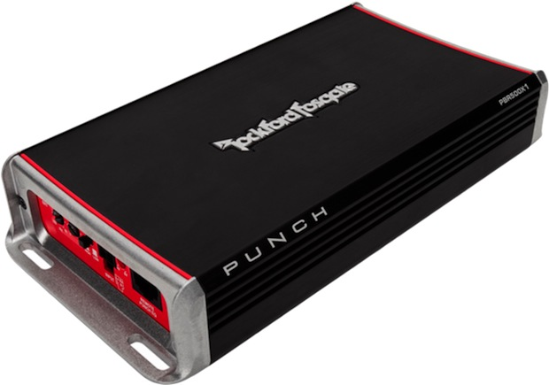 Rockford Fosgate PBR500X1 Car Amplifier