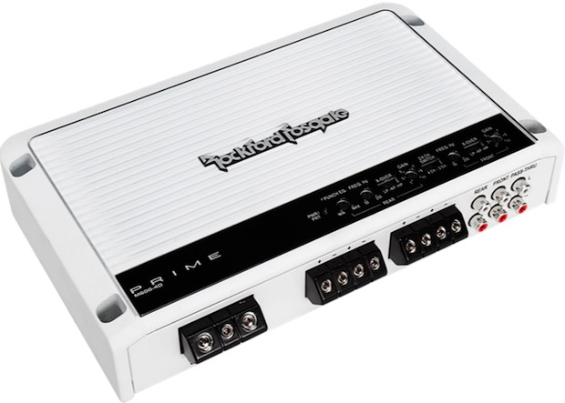 Rockford Fosgate M600-4D Marine Amplifier