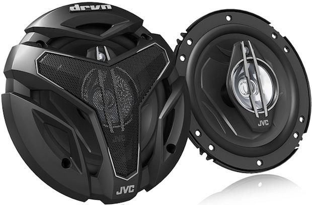 JVC CS-ZX630 DRVN Coaxial Car Speakers
