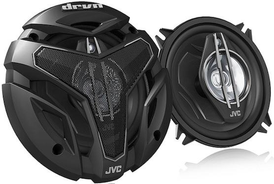 JVC CS-ZX530 DRVN Coaxial Car Speakers