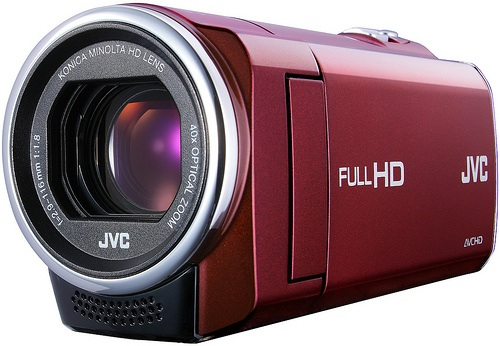 JVC Everio GZ-E10 Camcorder