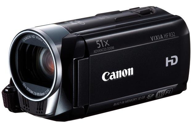 Canon VIXIA HF R32