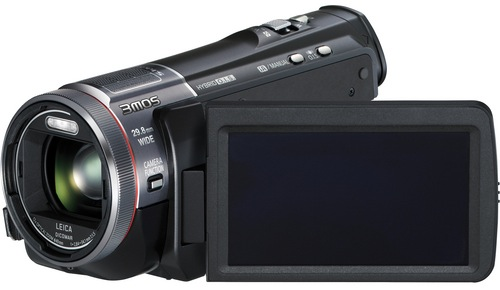 Panasonic HC-X900M HD 3D Camcorder