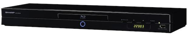 Sharp BD-AMS20U Blu-ray Player